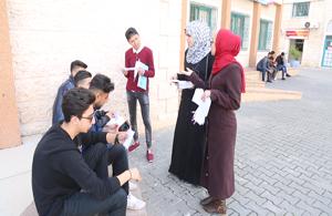 جمعية الخريجات الجامعيات تنفذ مبادرة #مش_صح
