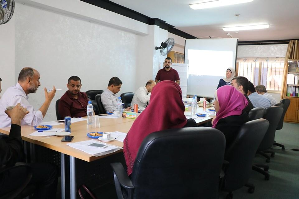 اجتماع منتدى الجامعات للعام الجامعي (2019/2020)
