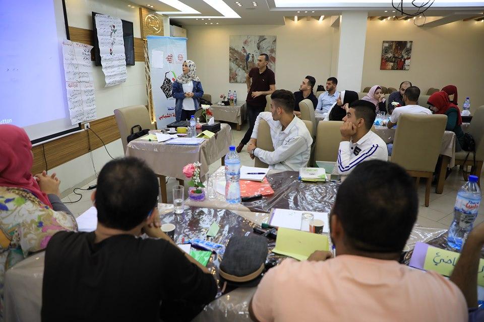 تنفيذ المخيم التدريبي لمبادرة صار وقتها لمحليات الشباب